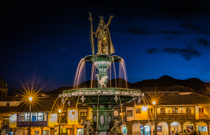 Cusco to Puno - Bus